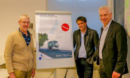 Innovative Mobilität für das Bornstedter Feld