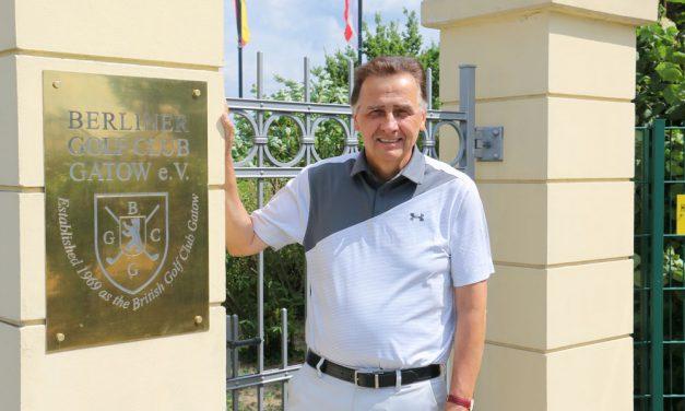 Golfclub statt Regierungsviertel
