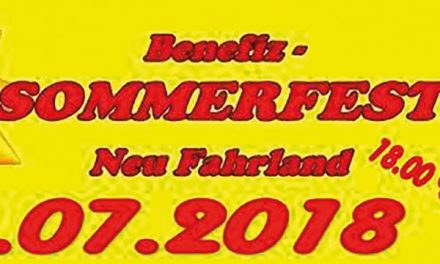 14. Sommerfest Neufahrland 2018