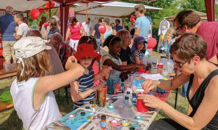 Stadtteilfest 2018 in Bornstedt