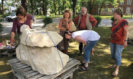 Groß Glienicke klopft wieder Stein