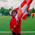 Kleine Kicker machen große Freude