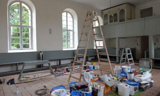 Paarens kleine Dorfkirche bekommt viel Platz fürs Leben