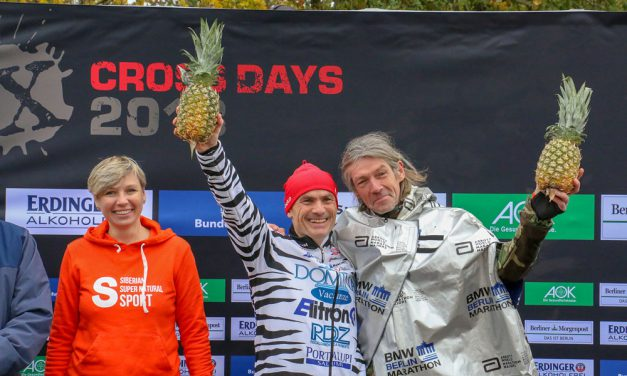 Cross Days mit Rekord-Teilnahme