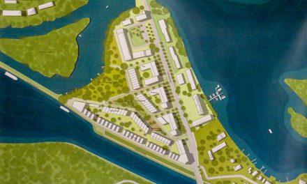 Der Plan  für die Insel