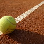 Tennis in Golm