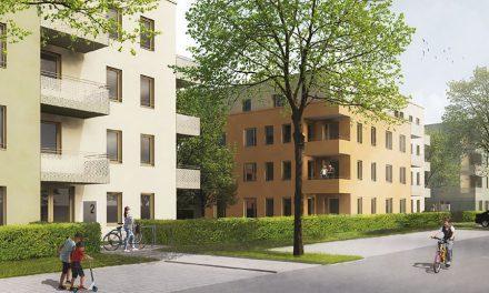 Bornstedts neue Häuser
