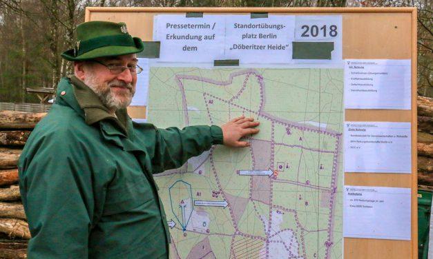 Bundeswehr kann auch Naturschutz