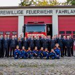 Die Freiwillige Feuerwehr Fahrland feiert Geburtstag
