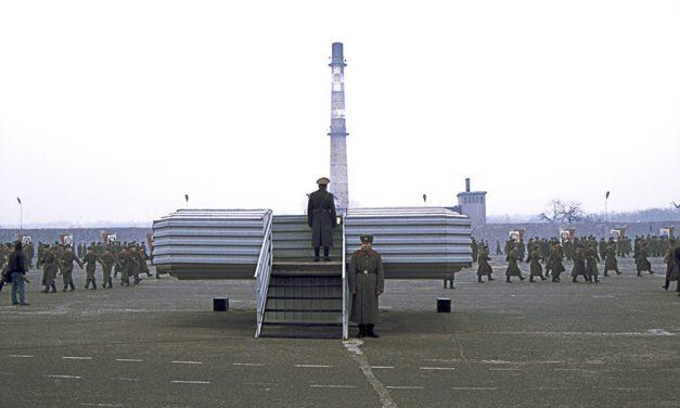 Entwicklung der Kaserne Krampnitz von 1939 bis 2012