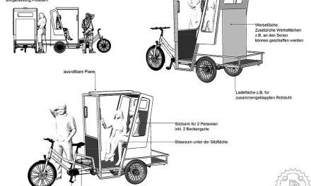 Mobilität für die, die selbst nicht mobil sind