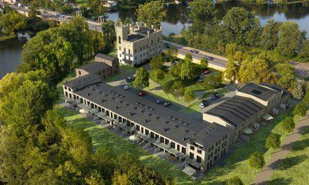 Ein historisches Wahrzeichen Potsdams erwacht