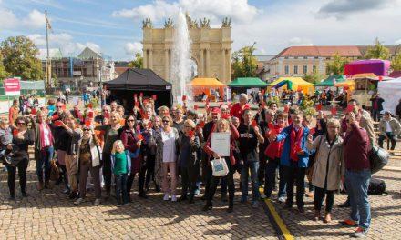 Neue Heimatstadt Potsdam
