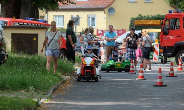 Fröhliches Sommerfest in Satzkorn