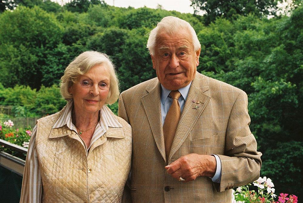Inge und Heinz Sielmann