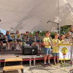 Buntes Treiben in Bornstedt