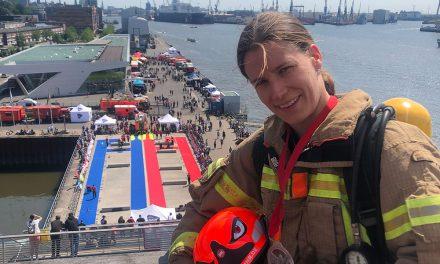 Deutschlands härteste Feuerwehrfrau