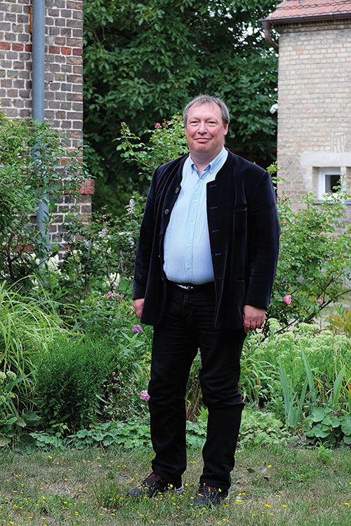 Pfarrer Jens Greulich