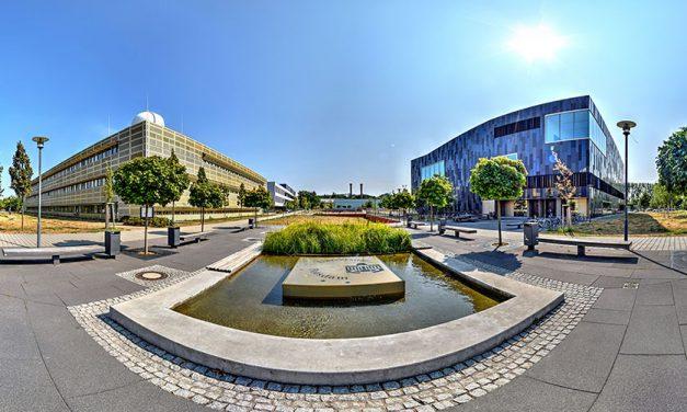 Campus Golm in 360°