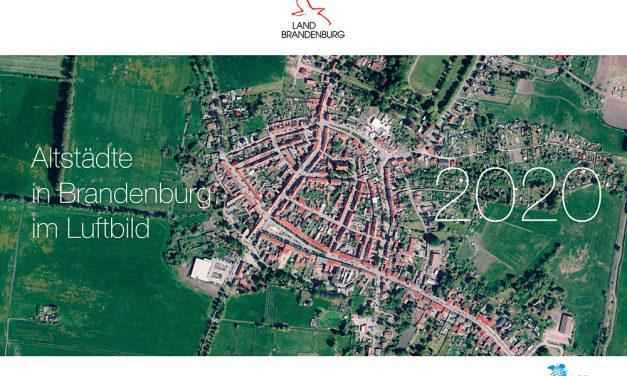 Brandenburg aus der Luft