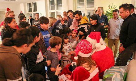 Interkulturelles Weihnachtfest