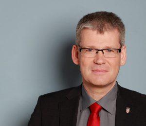 Helmut Kleebank, Bezirksbürgermeister von Spandau (SPD)