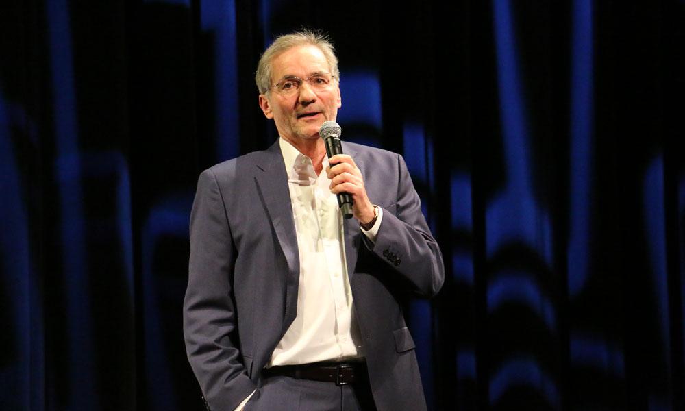 Matthias Pltazeck stellt sein neues Buch im Hans-Otto-Theater vor