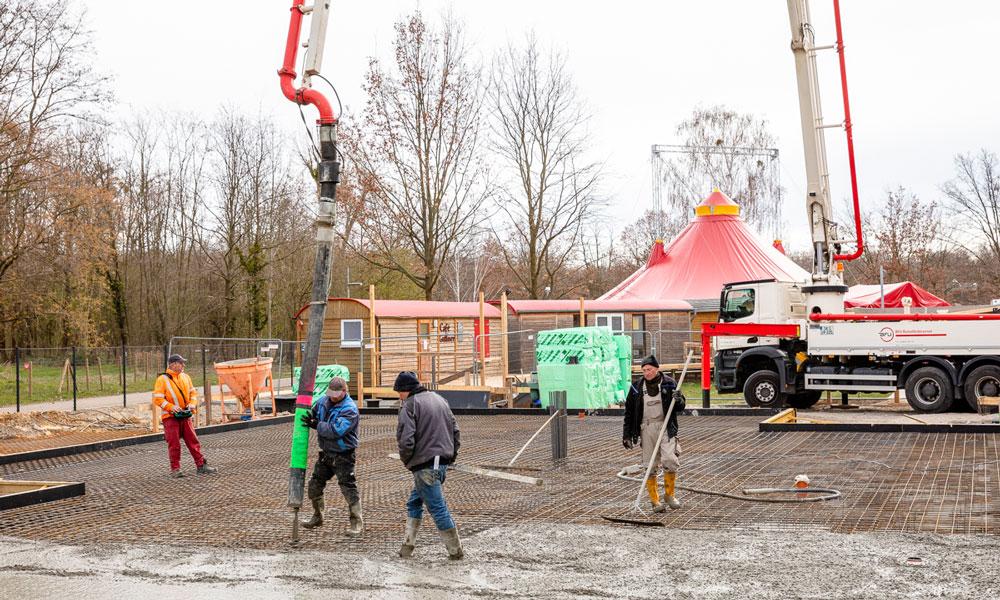 Baubeginn für neues Montelino-Gebäude