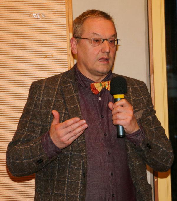 Dr. Gregor Ryssel (CDU) wünscht sich von der Stadt eine pragmatischere Vorgehensweise und einen mutigeren Blick in die Zukunft Potsdams