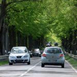 Radwege zwischen den Ortsteilen