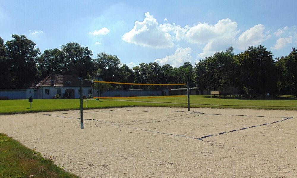 Volleyballfeld Freizeitsportanlage Südpark