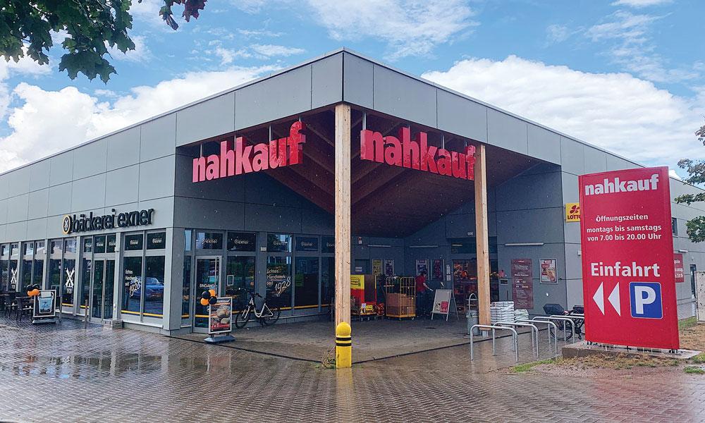 Neue Postfiliale in Fahrland bald im Nahkauf