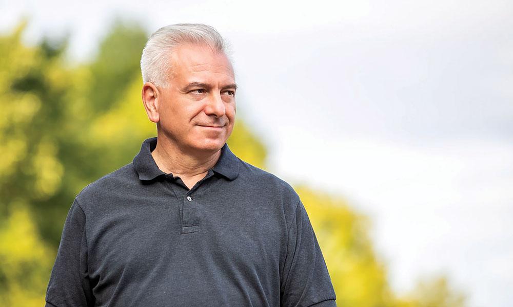 Götz Friederich, Vorsitzender des Wirtschaftsrat Potsdam und Präsident des Marketing Club Potsdam