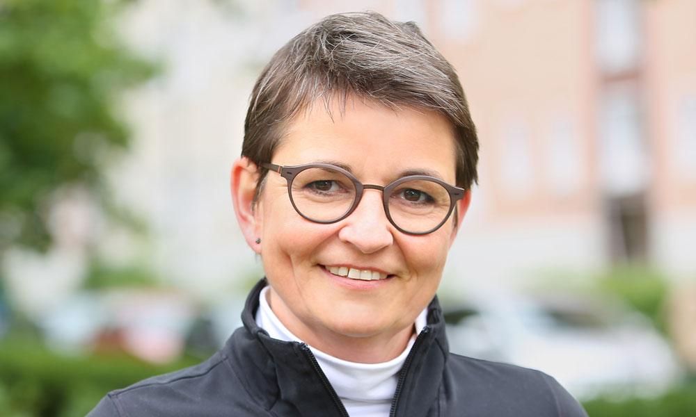Martina Woiwode, Leiterin Verkehrsanlagen der Landeshauptstadt Potsdam