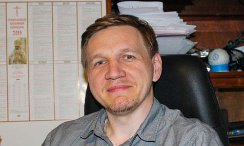 Erzdiakon Daniel Koljada