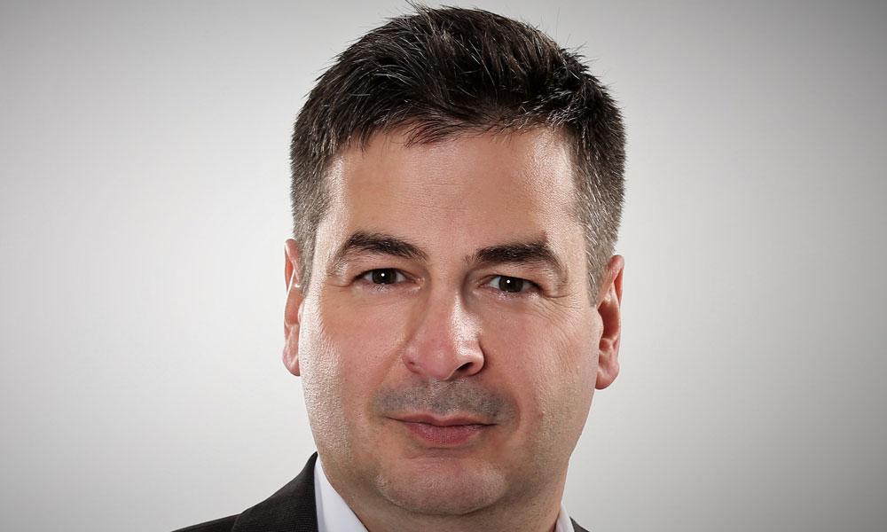 Stefan Matz, Ortsvorsteher von Fahrland