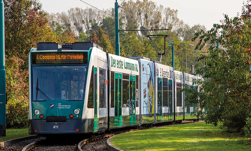 Potsdam setzt auf die Straßenbahn: Vorstellung der Ergebnisse und Kommentierung bis Mitte Dezember