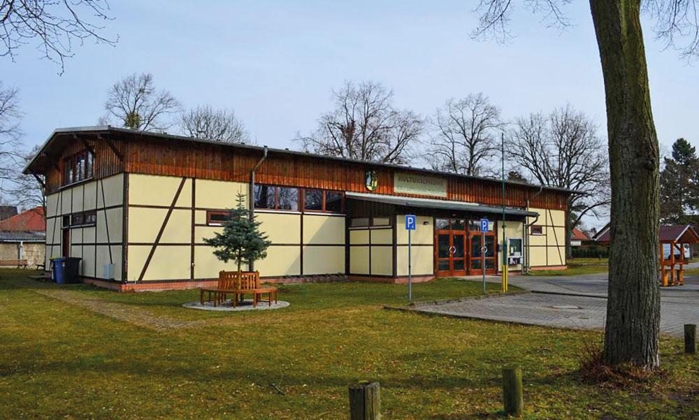Die Kulturscheune in Marquardt ist sowohl Kulturtreff und Veranstaltungshalle für den Potsdamer Norden