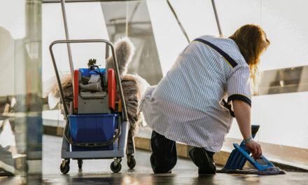 IG BAU kritisiert fehlende Schutzmasken für Reinigungskräfte