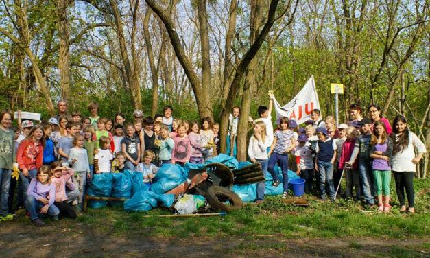 KIS-Frühjahrsputz an städtischen Schulen und Kitas startet
