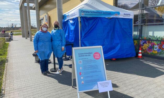 Neue Testzentren in Groß Glienicke