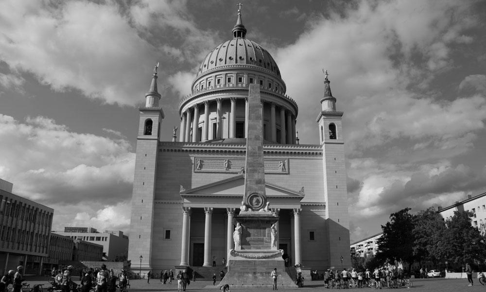 Der Gedengottesdienst findet in der St. Nikolaikirche statt