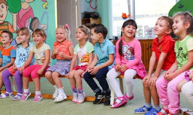 Corona-Tests für Kitakinder