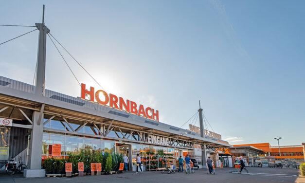 Hornbach wieder für alle Kunden geöffnet