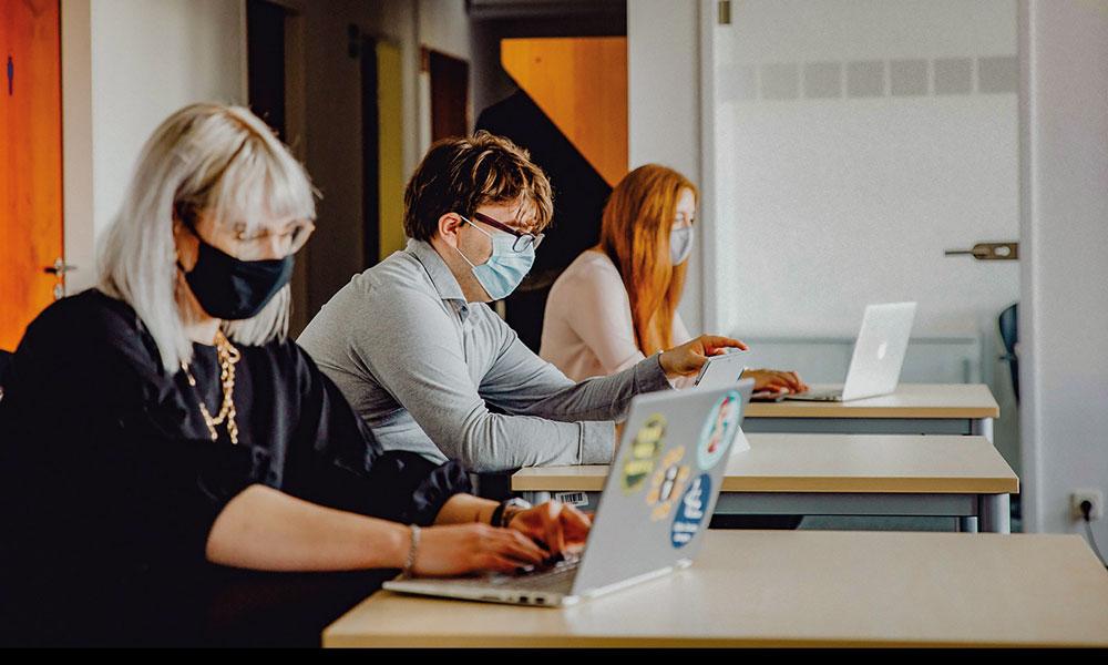 Die studentische Unternehmensberatung der Universität Potsdam, uniClever, hilft Unternehmen in strategischen und Marketingfragen