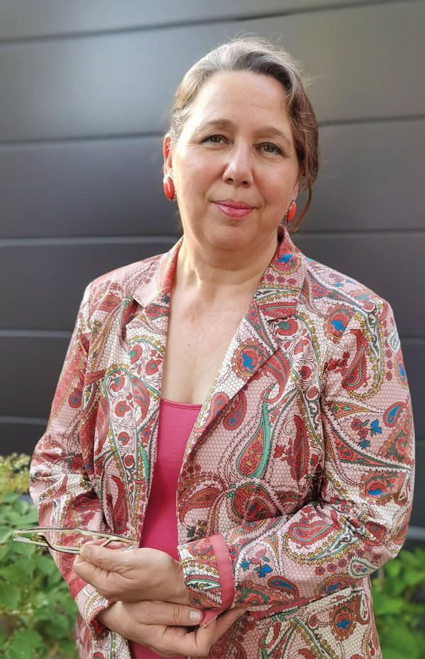Dorit Rust möchte mehr direkte Mitbestimmung der Bevölkerung